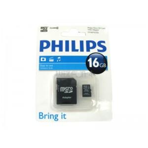 KARTA PAMIECI MicroSD 16 GB Class 10