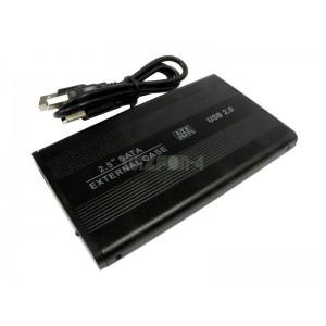 """Obudowa zewnętrzna  KIESZEŃ HDD 2,5"""" SATA  USB2.0"""