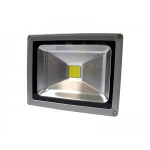 OŚWIETLACZ  LED 20W  biały dzienny (szary)