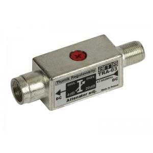 TŁUMIK REGULOWANY  TRA-03   47-862 MHz