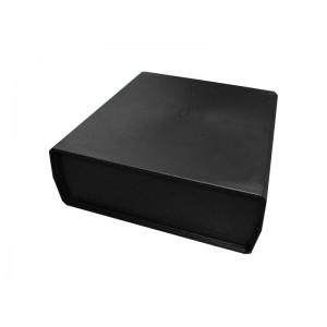 OBUDOWA Z  1P  200x191x70  z panelem,czarna