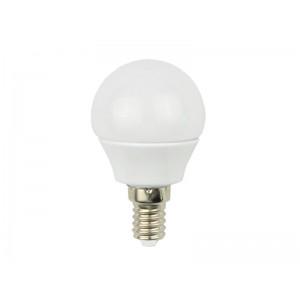 ŻARÓWKA LED E14 3W,230V,mleczna, 1125A