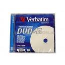 DVD+R 4,7 GB PRINT VERBATIM CAKE 25szt.