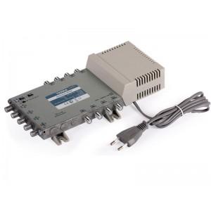Multiswitch  5/8   MSR-508 z zasilaczem