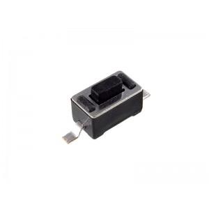 PRZEŁĄCZNIK TACT 6x3,5mm, h5.0mm (1.5mm)  SMD