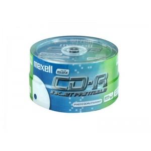 CD-R 700MB MAXELL PRINT. CAKE 50szt