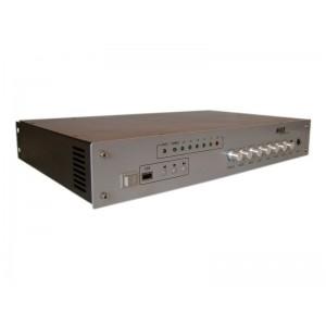 WZMACNIACZ PA-60 60W  USB,5-stref.
