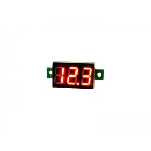 WOLTOMIERZ RED 0,36'', moduł pomiarowy od 3-30V