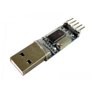ADAPTER USB / SERIAL 9p   (RS232) montaż