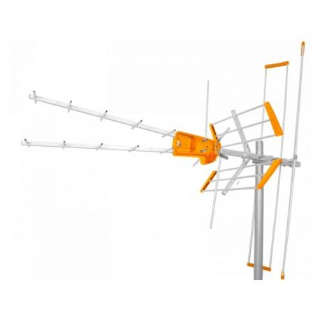 ANTENA V MIX  BIII/UHF  112042 Televes