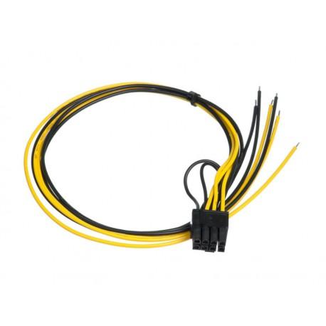 PRZEWÓD SERWISOWY ATX PCI-E 6-2 PIN 45cm
