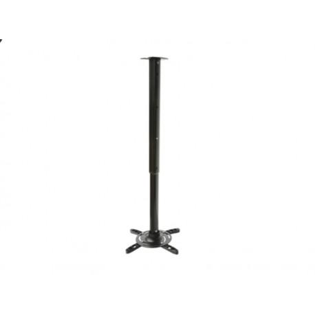 UCHWYT PROJEKTORA  sufitowy 60-102cm (15kg)