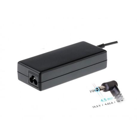 ZASILACZ ZSI 19,5V / 4,62A  4,5/3,0 + pin DELL