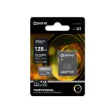 KARTA PAMIĘCI MicroSD 128 GB +adapter  U3 A1 90 MB/s