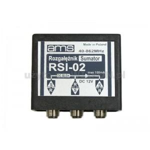 ROZGAŁĘŹNIK - SUMAT. RSI-02Ms