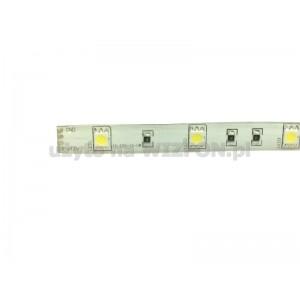TAŚMA LED ŻELOWANA  biała zimna  SMD5050 300LED,10mm