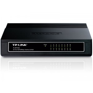 SWITCH 16-port. TL-SF1016D  Tp-Link