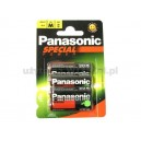 BATERIA PANASONIC  R6 AA  /4BL.