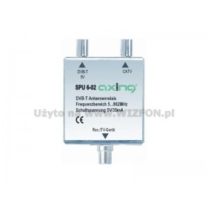 SWITCH AXING SPU 6-02   DVB-T/CATV