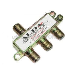 SPLITER Fx3  5-900MHz