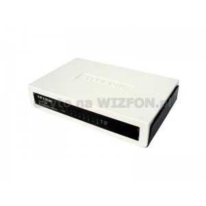SWITCH  8-port. TP-Link  TL-SF1008D