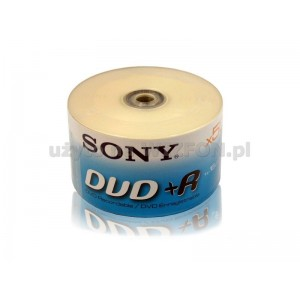 DVD+R 4.7GB SONY SZPINDEL 50szt